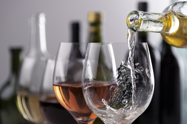 Wine and Liqueur